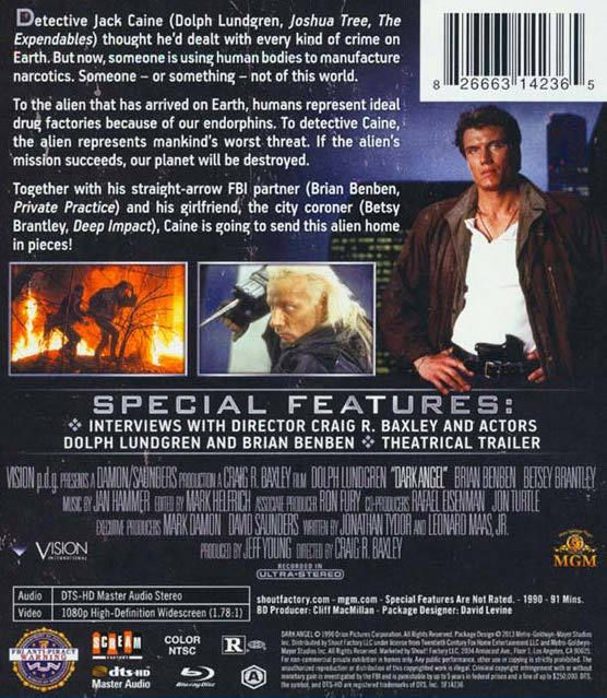 Dark Angel Blu Ray Dark Angel Movie Covers The Expendables