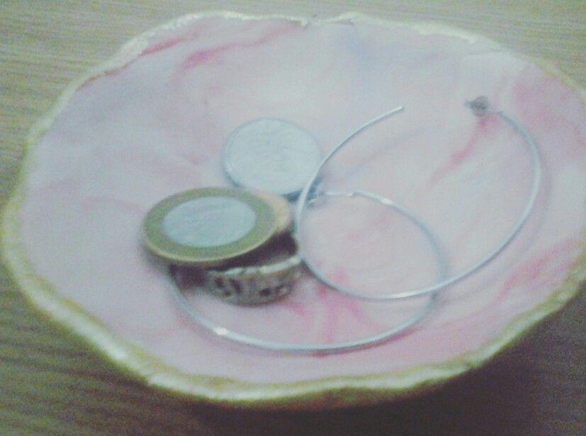 Organizador bowl feito por mim