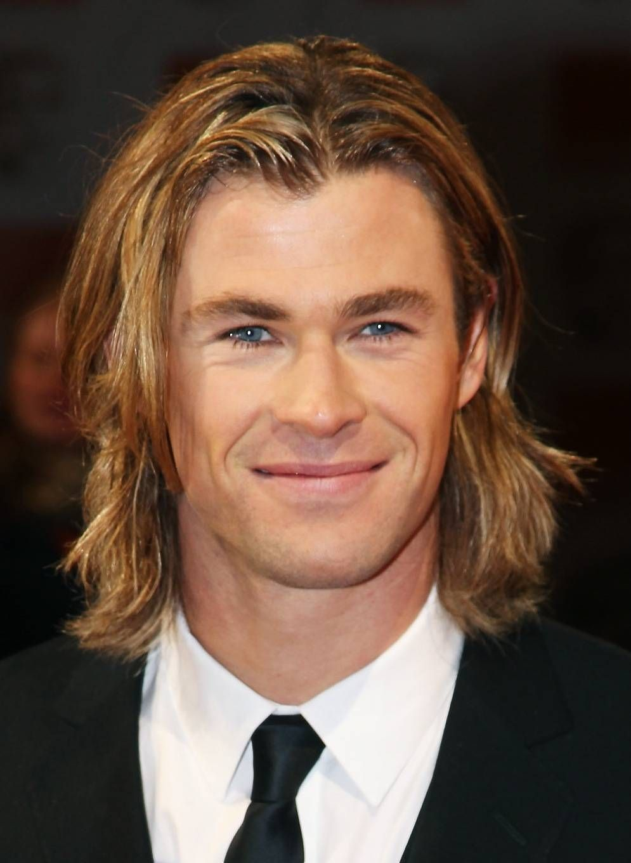 Chris Hemsworth Actors Boys Long Hairstyles Boy Haircuts Long