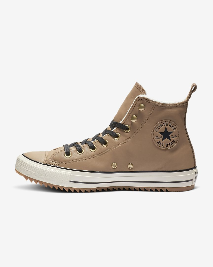 90d84435ff3b Converse Chuck Taylor All Star Hiker High Top Boot Unisex Suede Boot ...