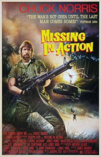 Missing In Action Movie Poster Puzzle Fun-Size 120 pcs Products - missing in action poster