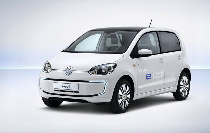 2014 Volkswagen E Up Volkswagen S First Electric Reach 150 Km