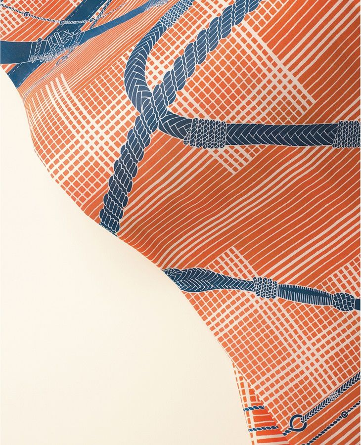 Paris Déco Off 2018 #fabrics #Hermes