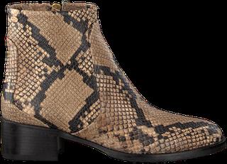 Beige Fred De La Bretoniere Enkellaarsjes 183010106 Beige Boots Fashion Bags