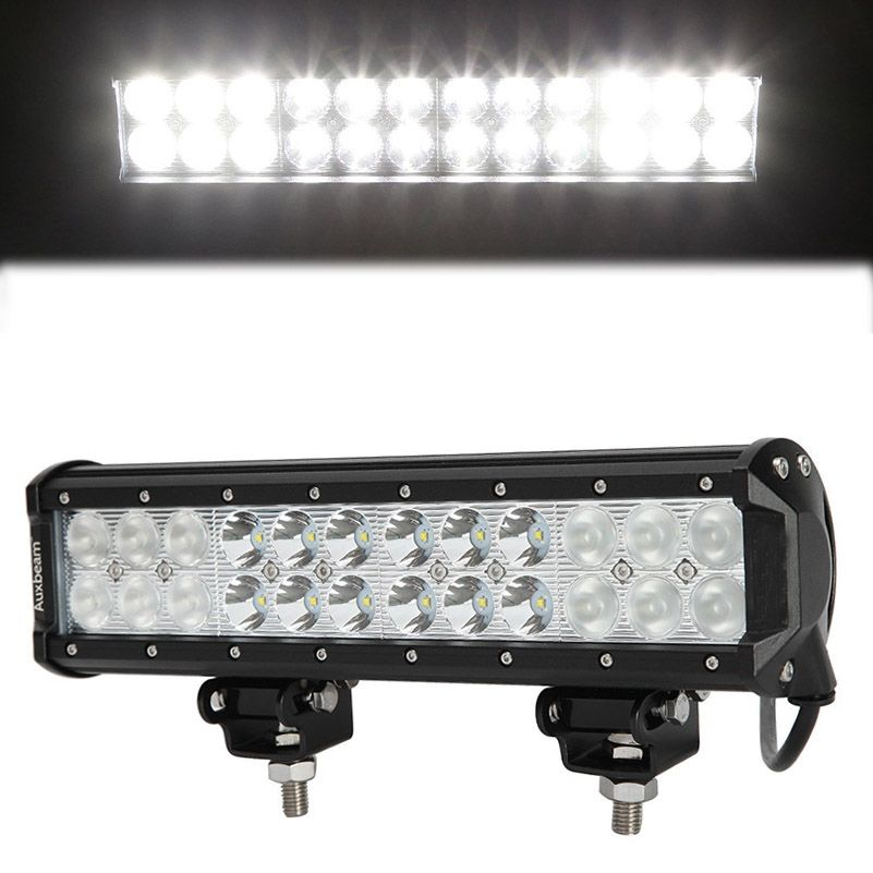 72w led work light bar 24 led headlights for car motorcycle truck 72w led work light bar 24 led headlights for car motorcycle truck suv atv offroad 12 mozeypictures Image collections
