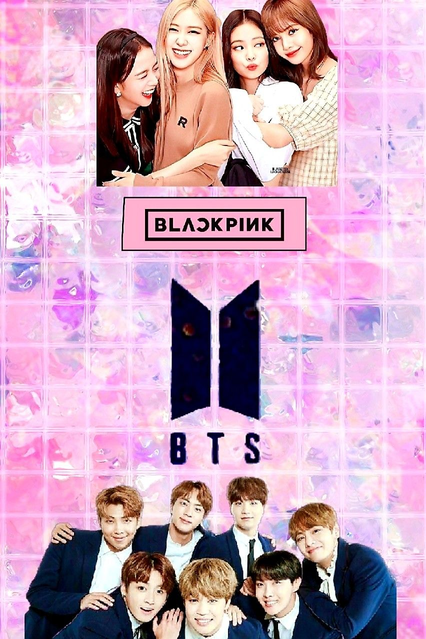Blackpink X Bts Wallpaper Bts Wallpaper Wallpaper Wallpaper Backgrounds