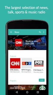 Download TuneIn Radio Pro APK For Android | MobiTab | Android, Free