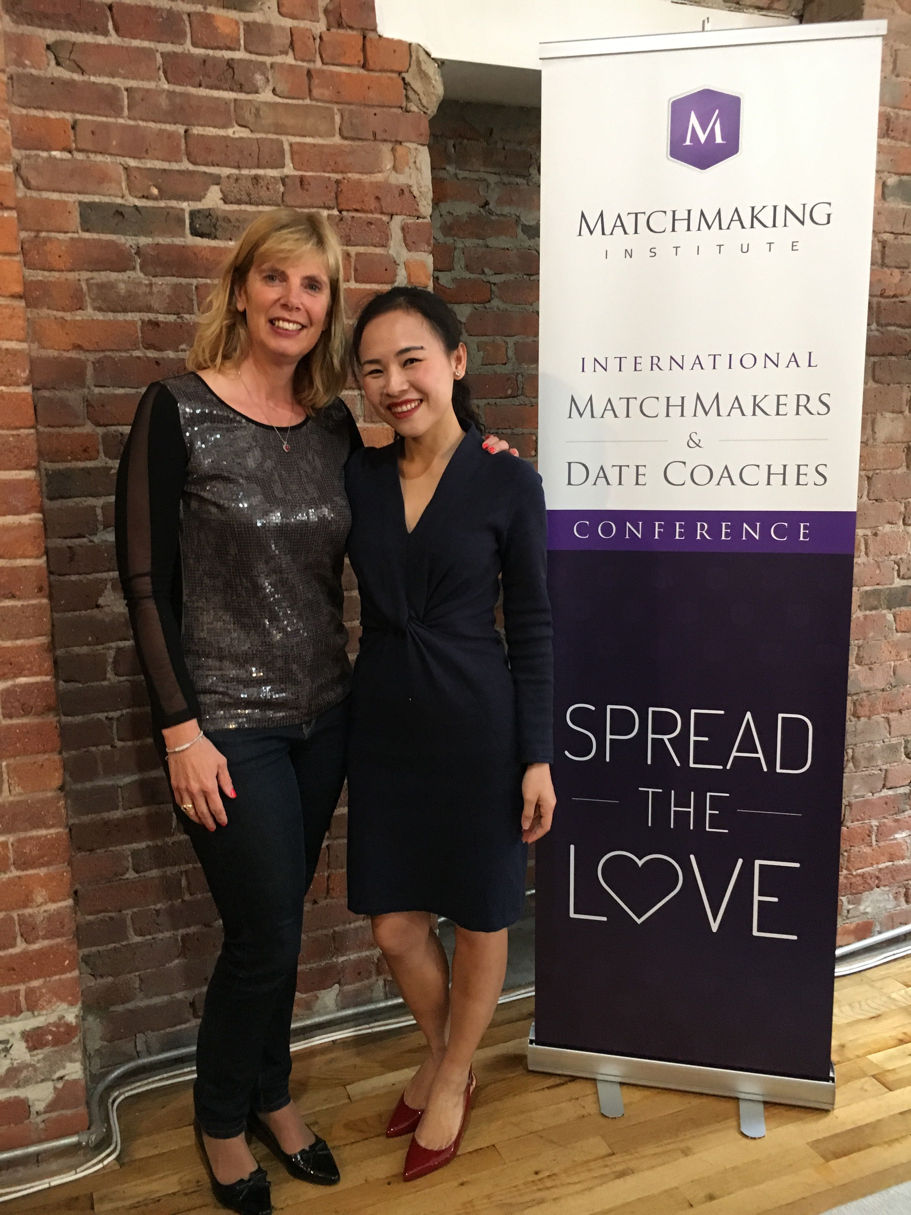 New York Matchmaking Institute staromodne maniery randkowe