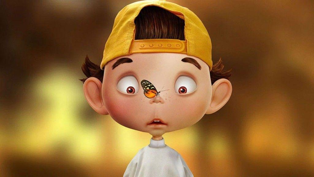 60 Most Beautiful 3d Cartoon Character Designs Pouted Com Funny Cartoon Characters Cartoons Hd Cartoon Character Design