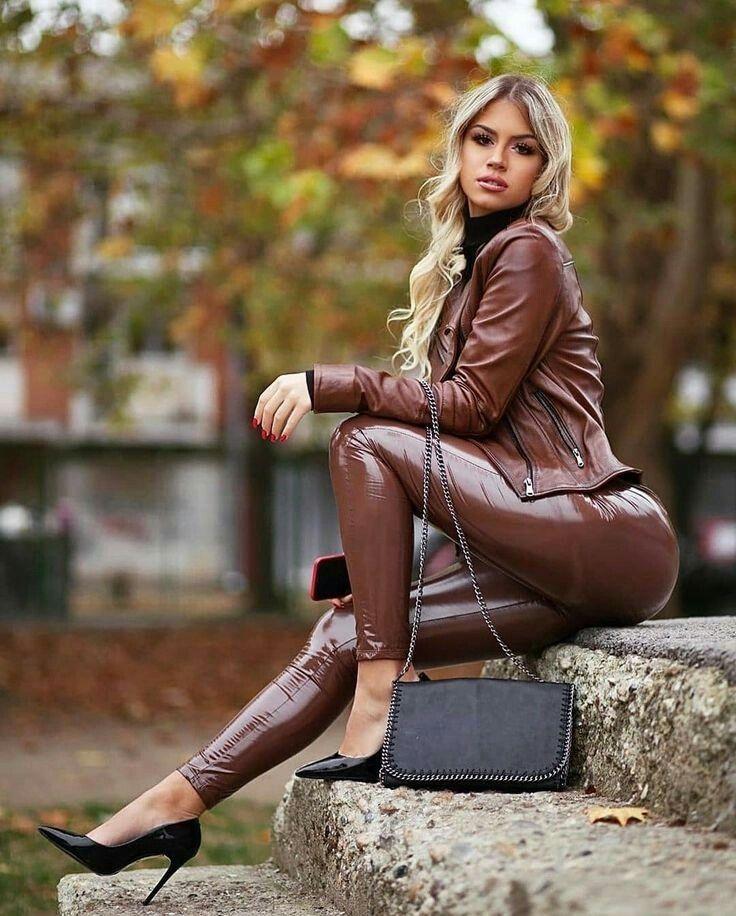 Pin von Tina Müller auf leather dress in 2020   Leder