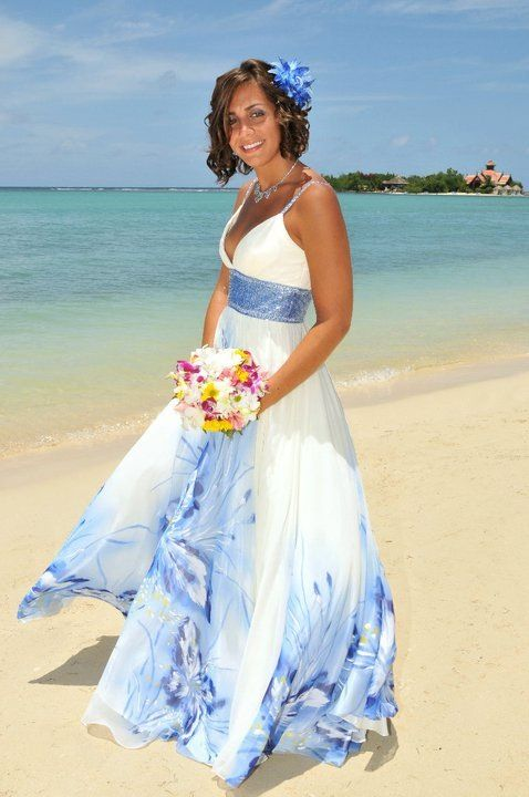 Jamaican wedding.