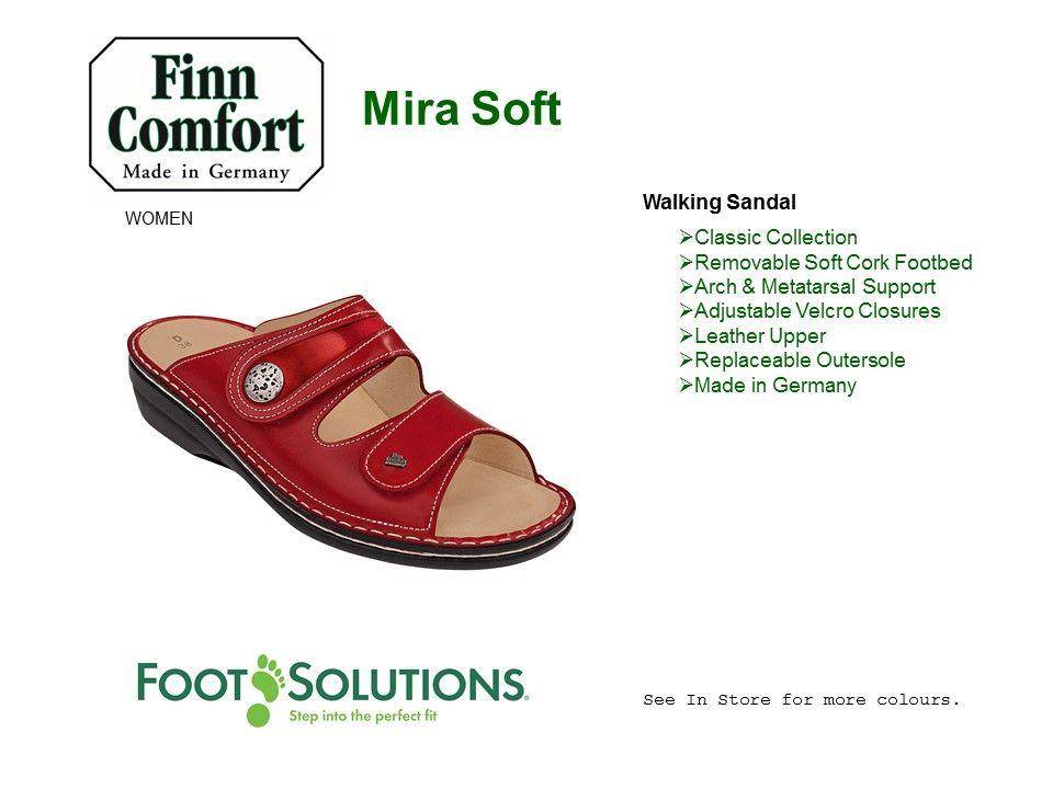 Finn Comfort Womens Mira