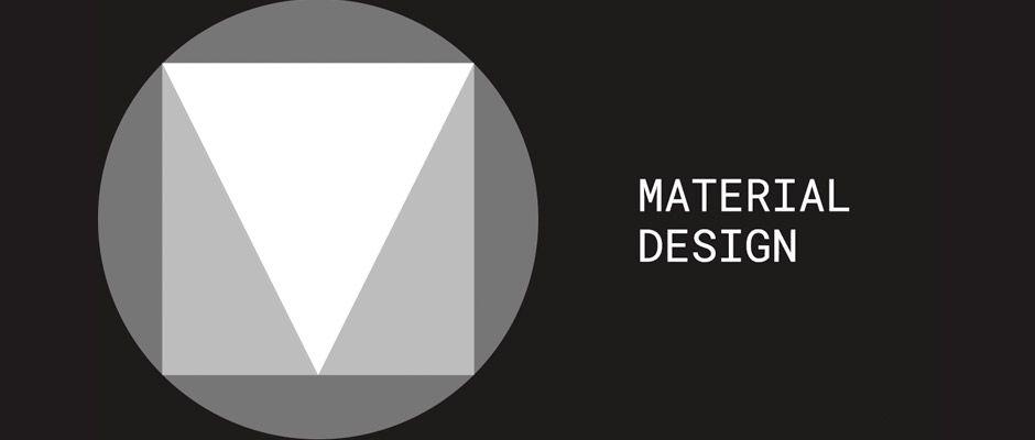 Material.io : tout ce dont vous avez besoin pour le material design