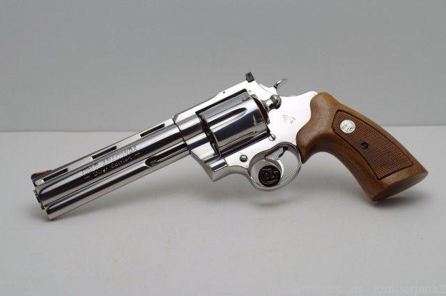 Colt Anaconda First Edition | revolvers | Revolver pistol