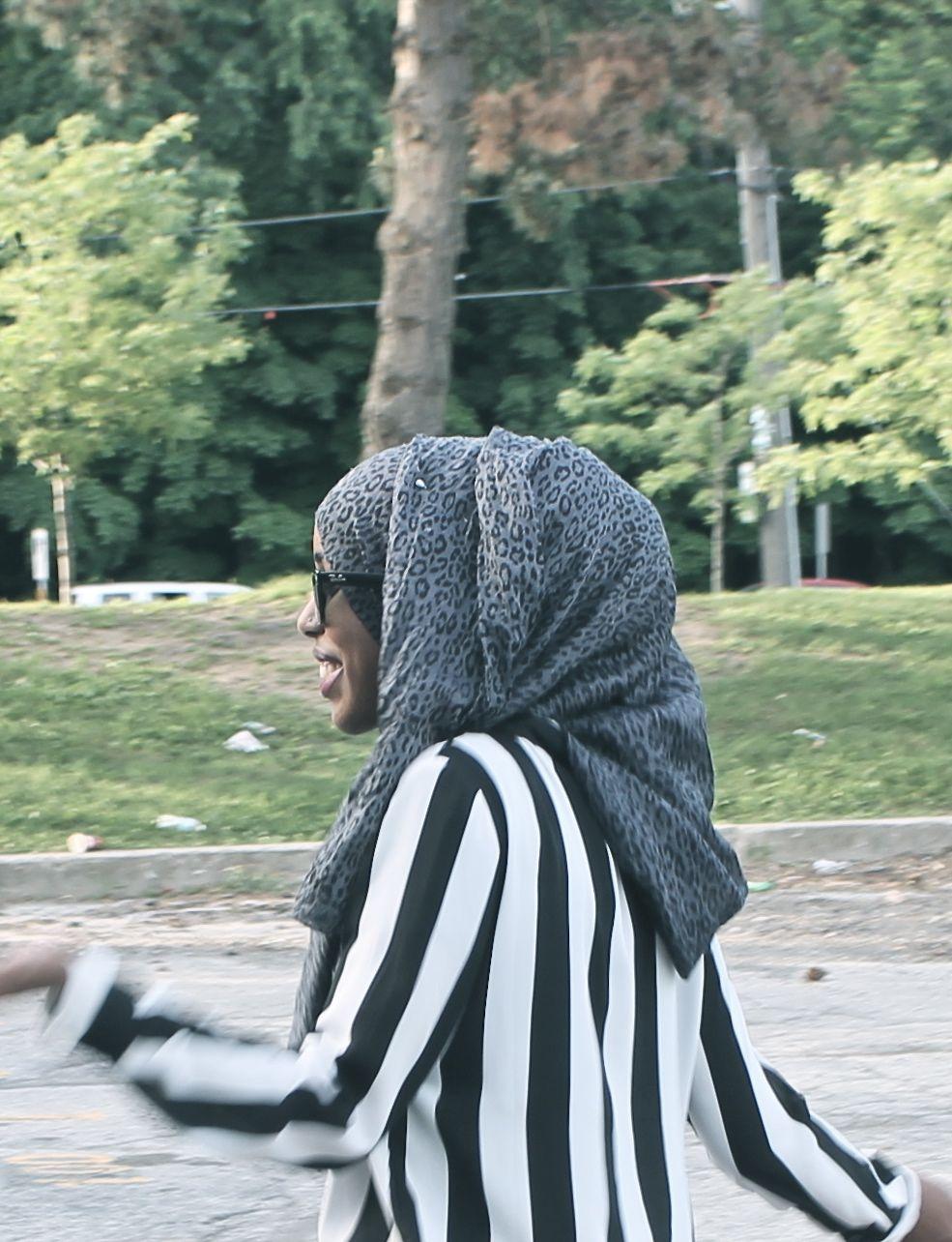 Street Hijab Fashion