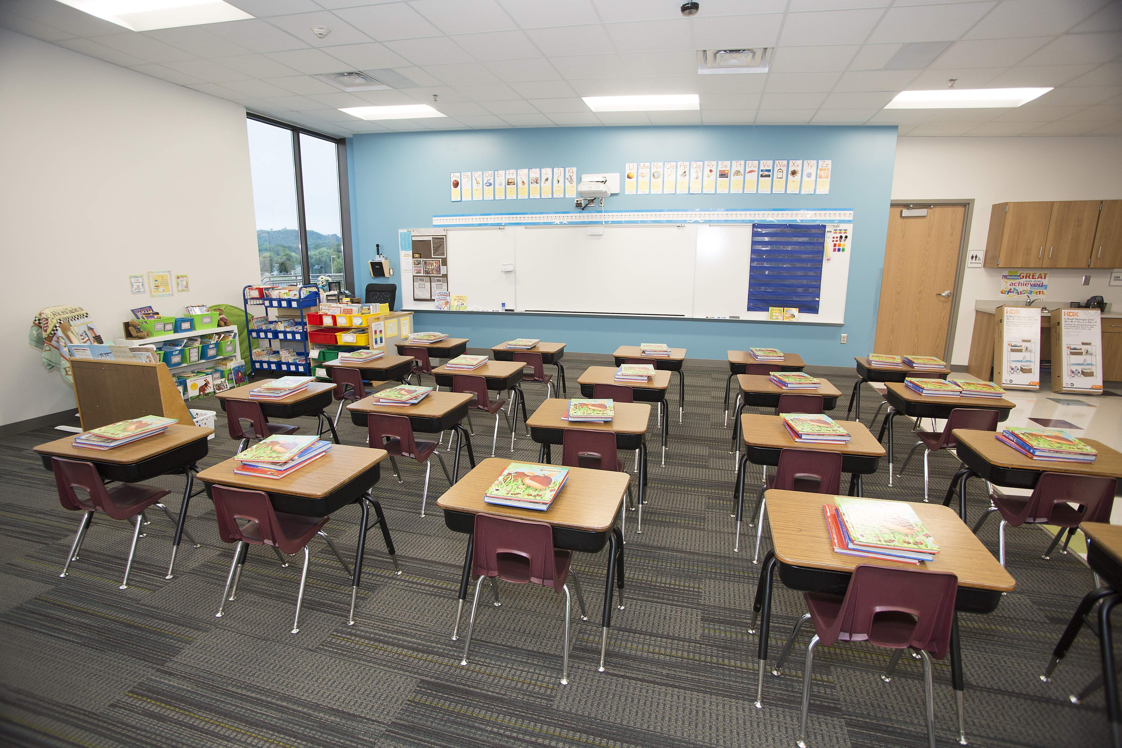 Hill Elementary School -- Spaces4Learning