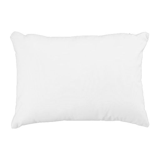 Accent Pillow by Janz in White Smoke