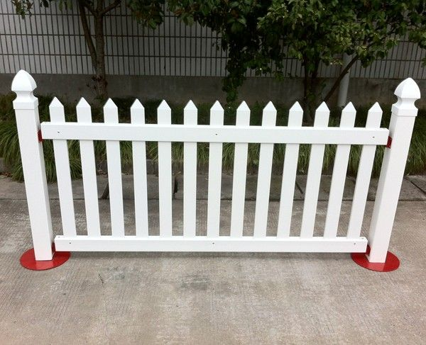 Portable Patio Fence With Gate