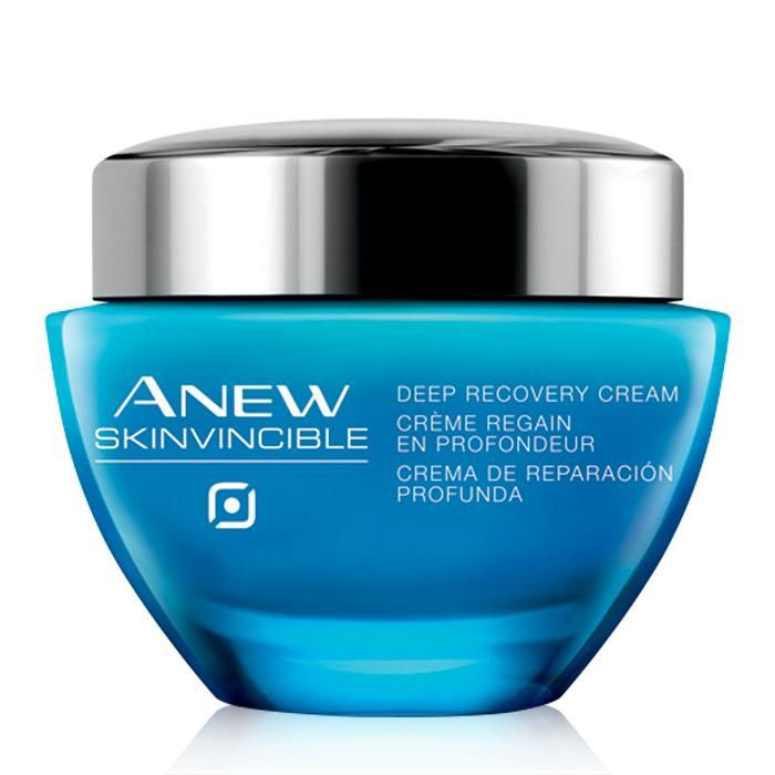 Anew Skinvincible Deep Recovery Cream Anti Aging Skin Products Sensitive Skin Care Skin Care