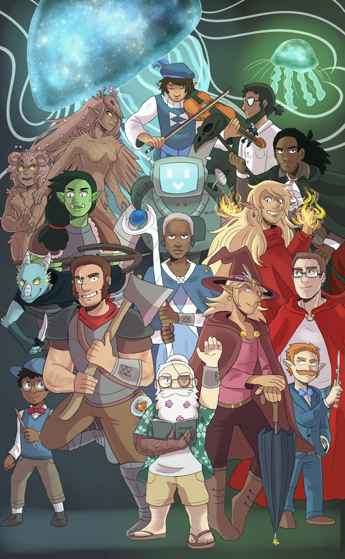 the adventure zone they remembered the bracers and the while