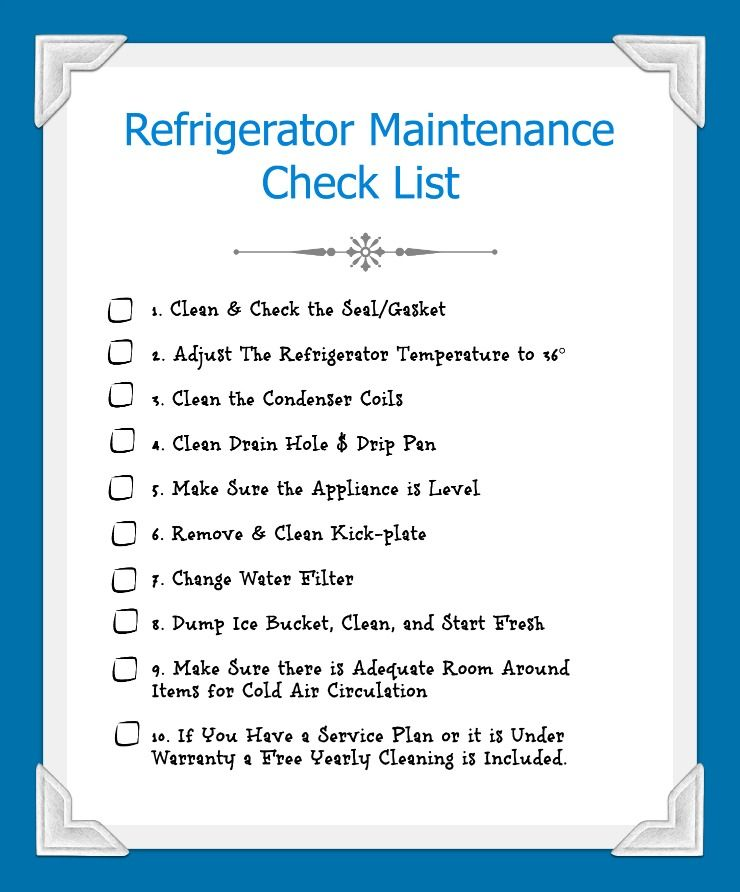 Kitchen Organization List: 10 Things To Do While Cleaning & Organizing A Refrigerator
