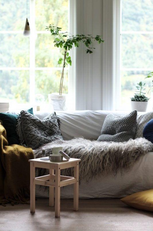 Dreamiest Scandinavian House Design Exterior Ideas 6: A-dreamy-soft-norwegian-home2