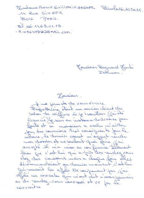 Affaire Marti Raymond: MADAME ANNIE GUILLEMIN WAGNER, ET L'AVOCAT ESCROC ...