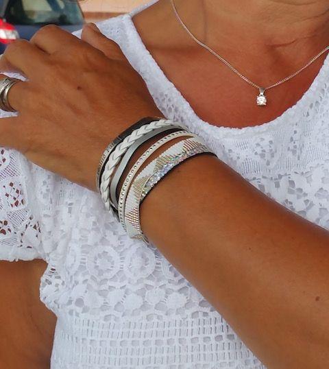 """""""Bracelet Manchette""""   Perles Corner"""