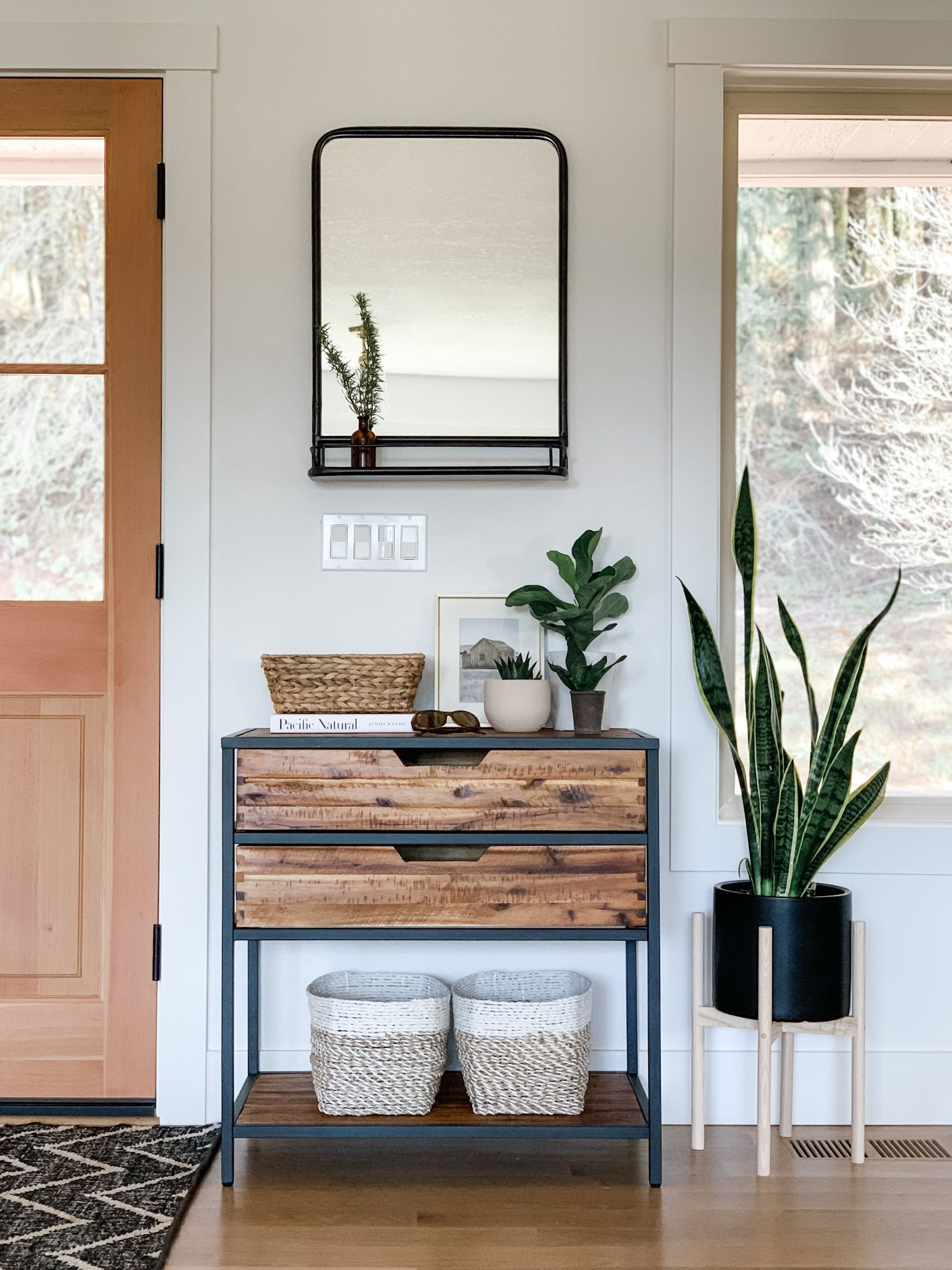 Make a Mod Entrance with AllModern: Creating a Functional Entryway  –