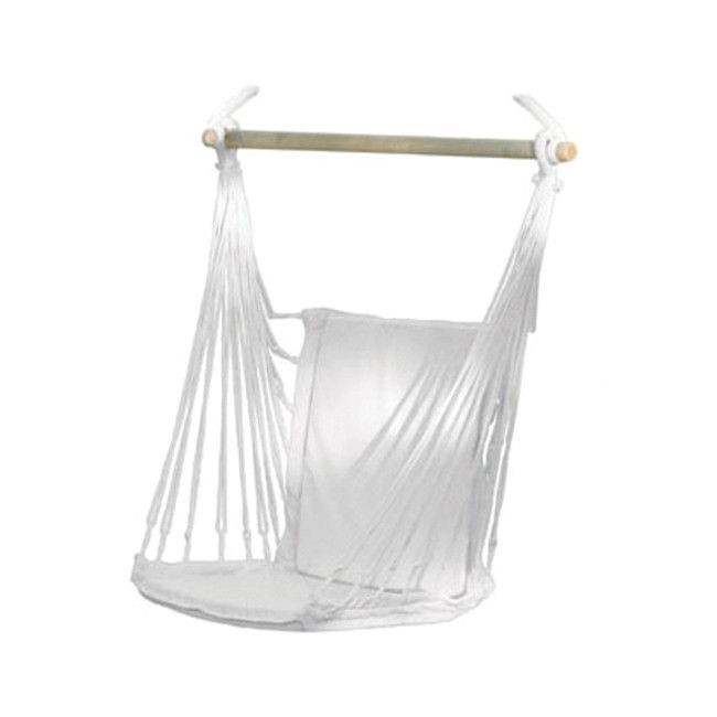 Delightful Off White Hanging Hammock Chair 34302 | Home Decor | Pinterest | Hammock  Chair, Room And Room Decor