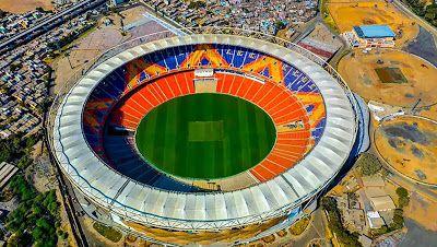 World S Largest Stadium Is Now In India In 2020 Stadium Design Stadium Cricket