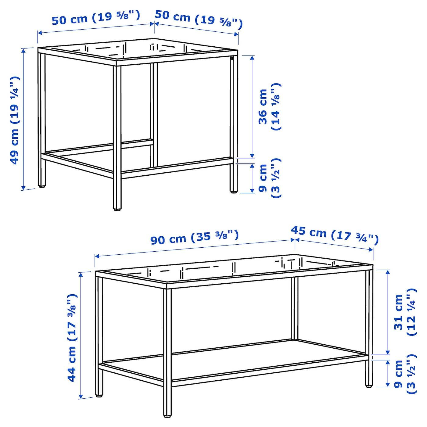 welding table diy nesting tables