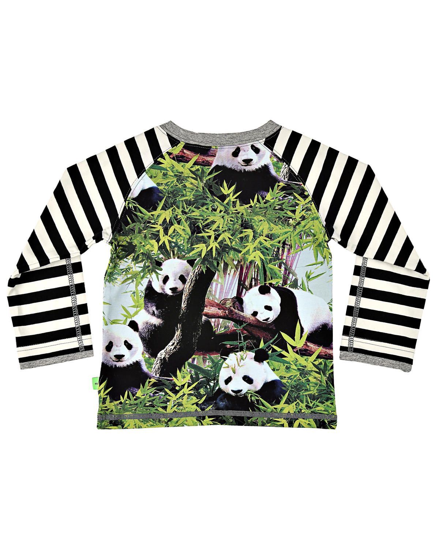 Molo T-shirt - Long sleeve T-shirts - Panda
