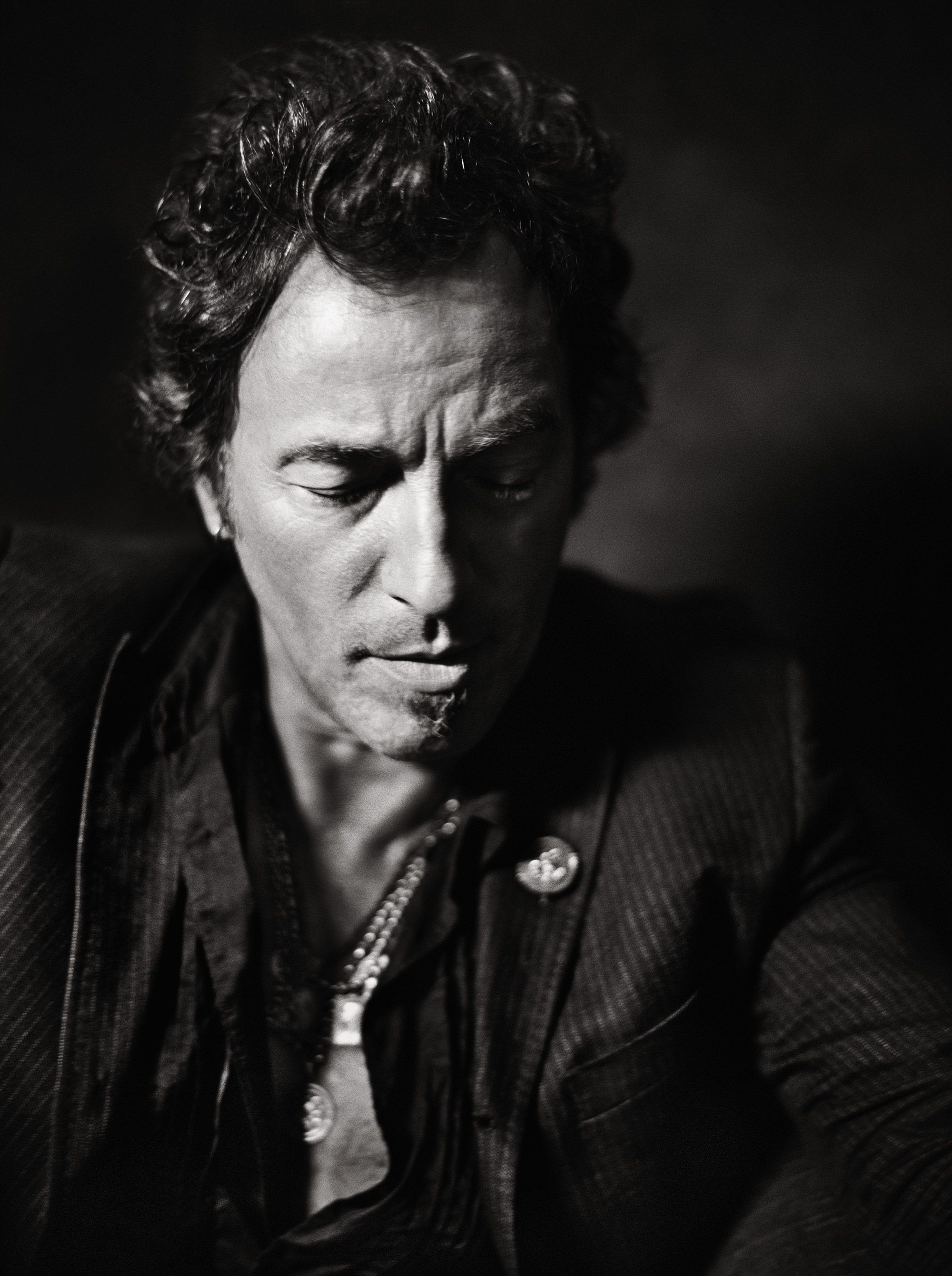 10 Amazing Photos of Rock Stars Bruce springsteen, Bruce