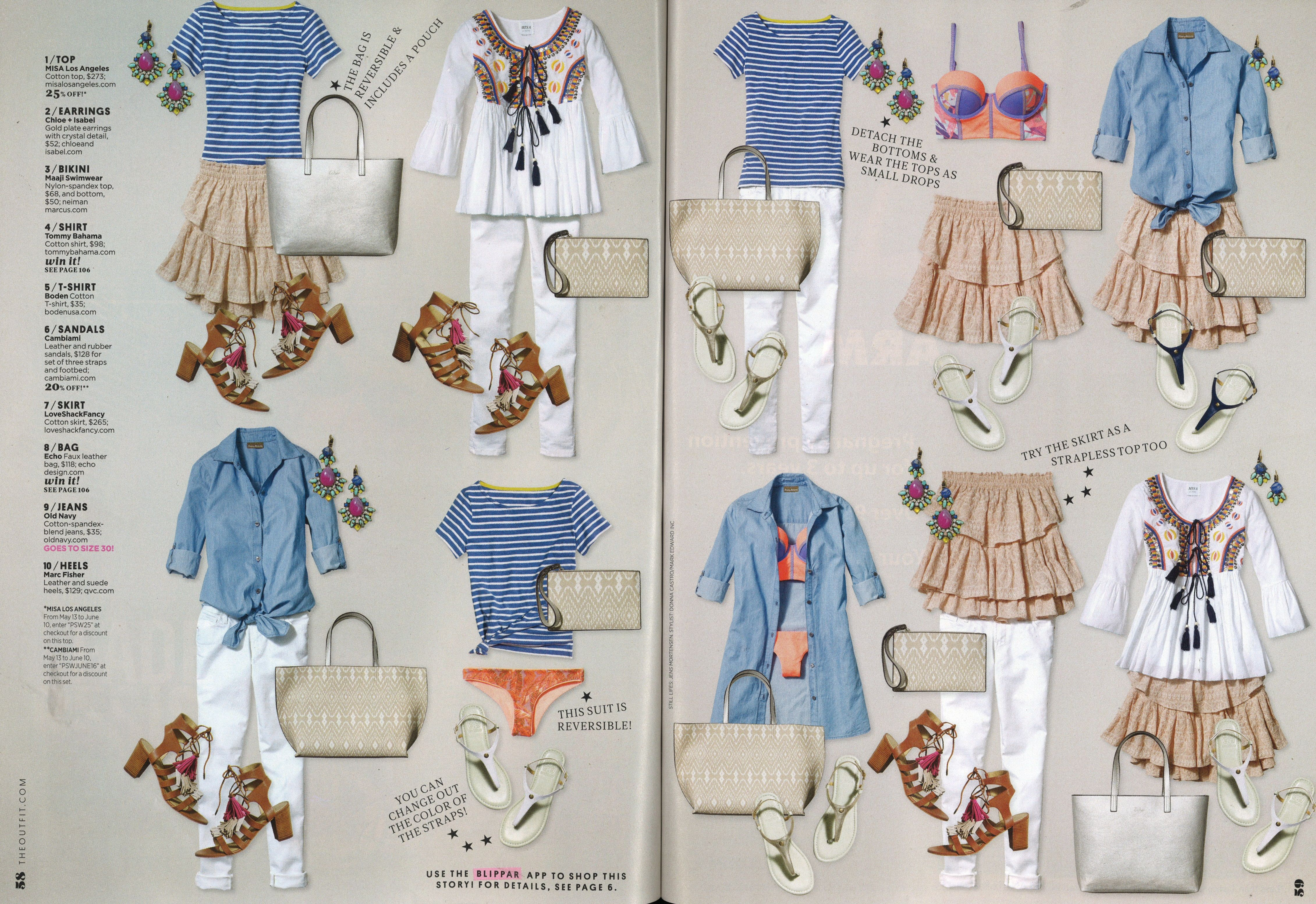 StyleWatch - June 2016 - Placement Page 58, 59