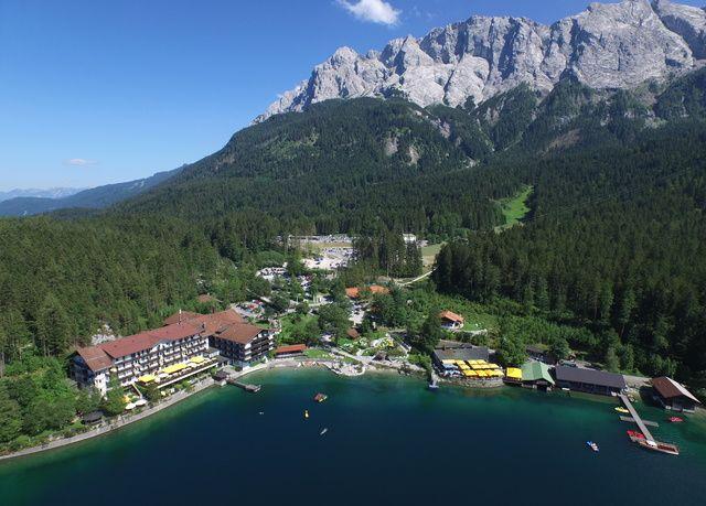 Eibsee Hotel Garmisch Patenkirchen Alpine Gemutlichkeit Im