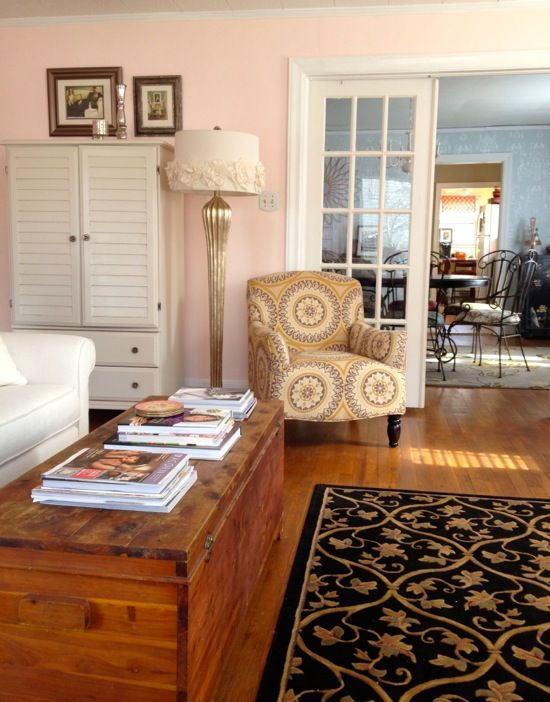 Pier 1 Frankie Armchair And Hayworth Floor Lamp Make The Perfect Reading  Nook