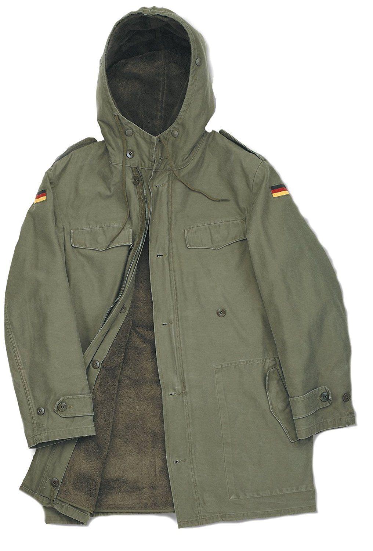 German Army Nato Parka.: Amazon.co.uk: Clothing in 2019