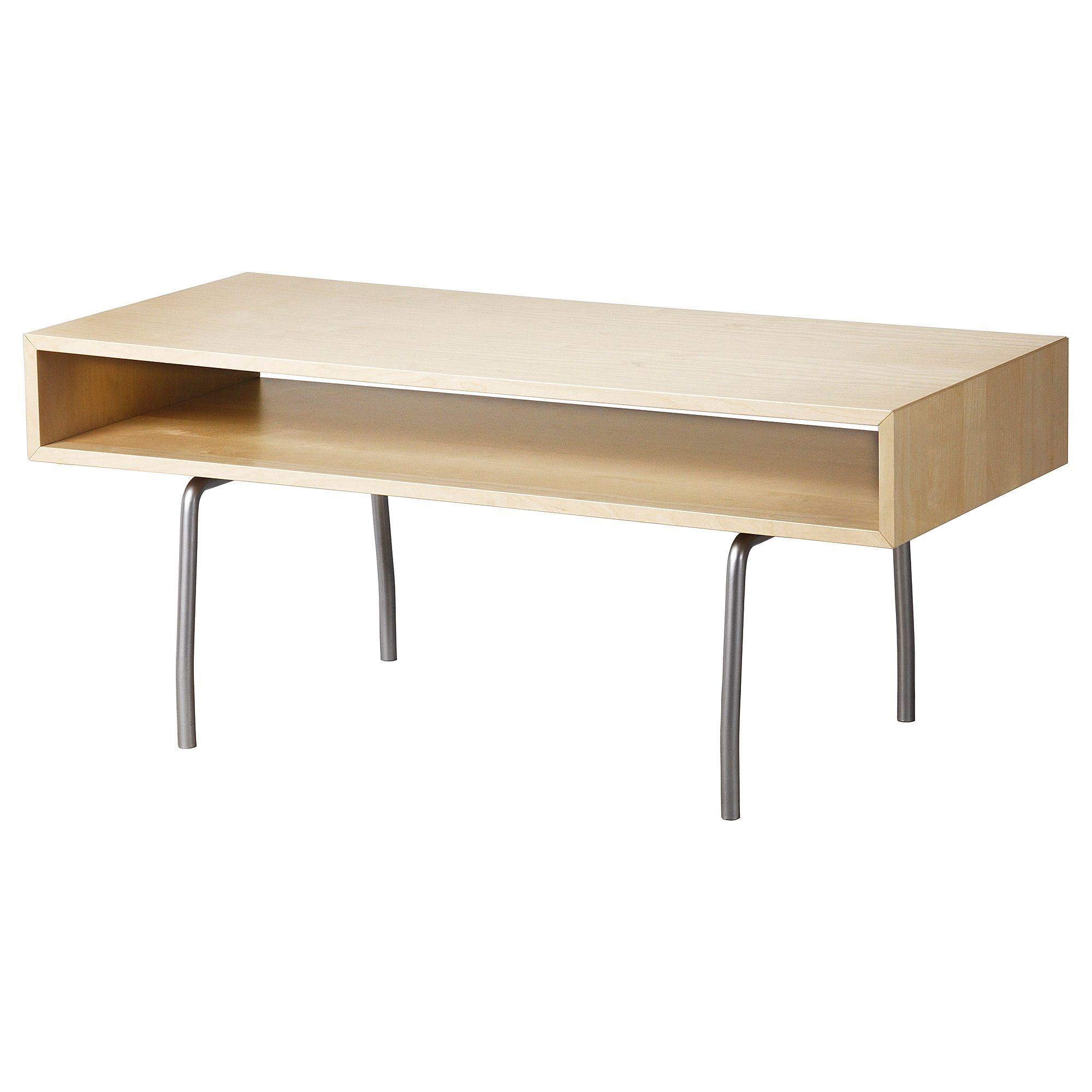 Furniture and Home Furnishings Ikea coffee table, Ikea