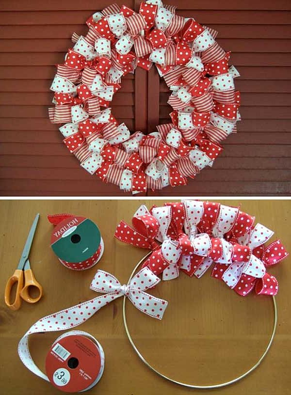 Craft Ideas Homemade Christmas Crafts 1000 About