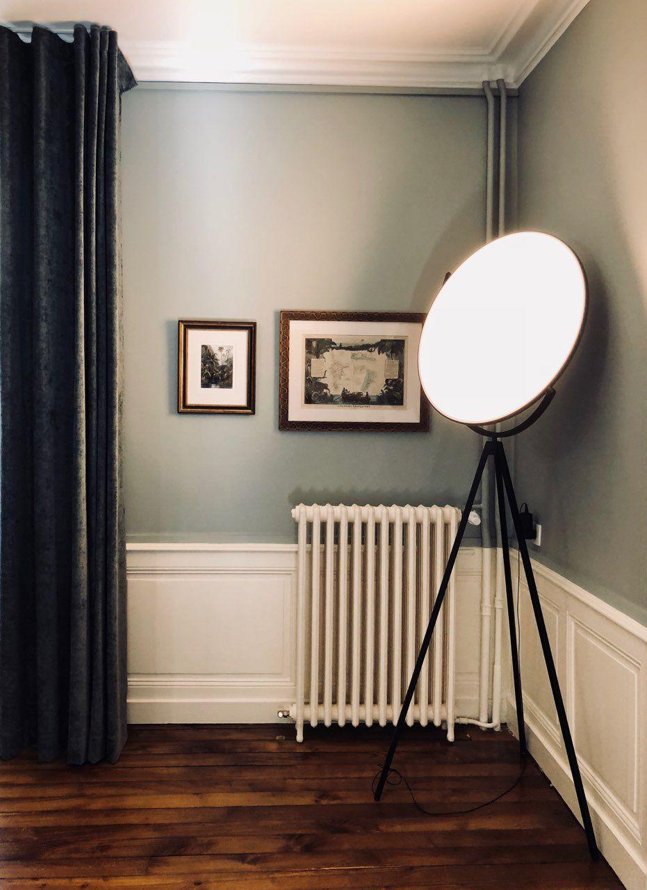 Intérieur Maison Bourgeoise Mixte Classique Et Design