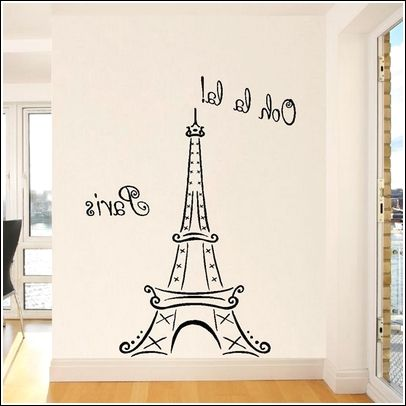 Captivating Eiffel Tower Accessories For Bedroom