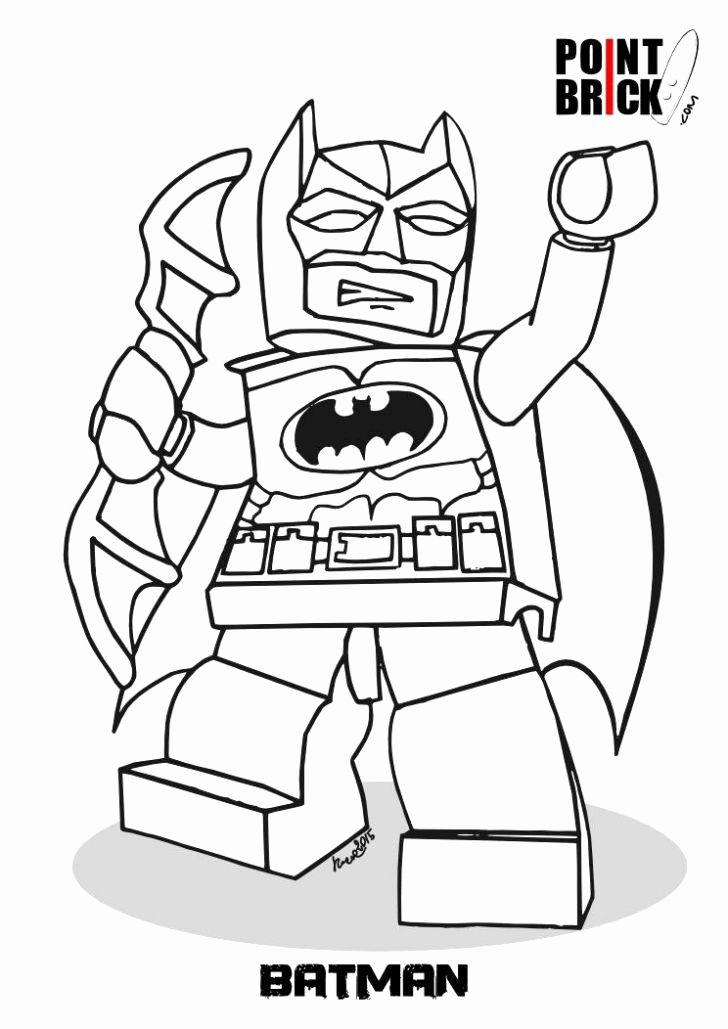 Disegni Da Stampare E Colorare Per Bambini Di 5 Anni Lego