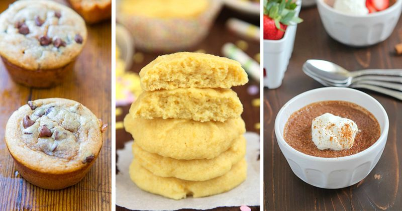5 Delicious Desserts Under 100 Calories For Major Guilt-Free Indulgence