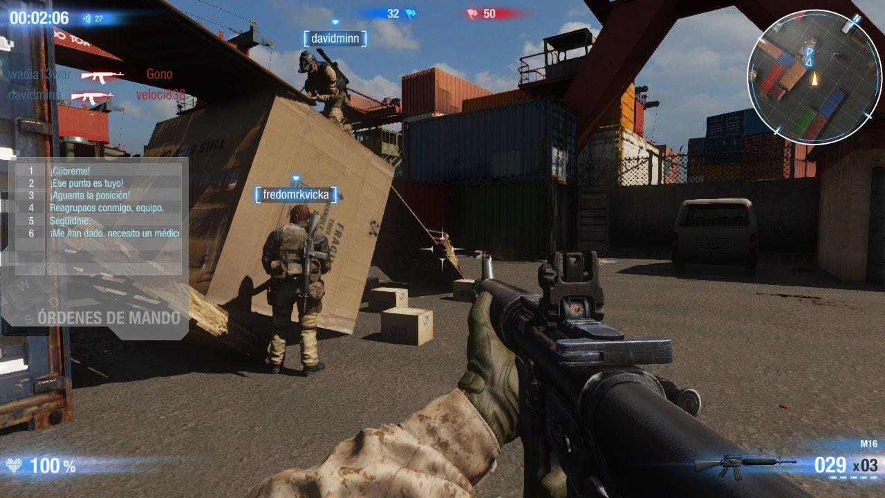 War Inc. Battlezone - Freeware - Descargar Gratis Juego PC. Download Free Game - Videojuego de disparos Multiplayer en primera persona (FPS).