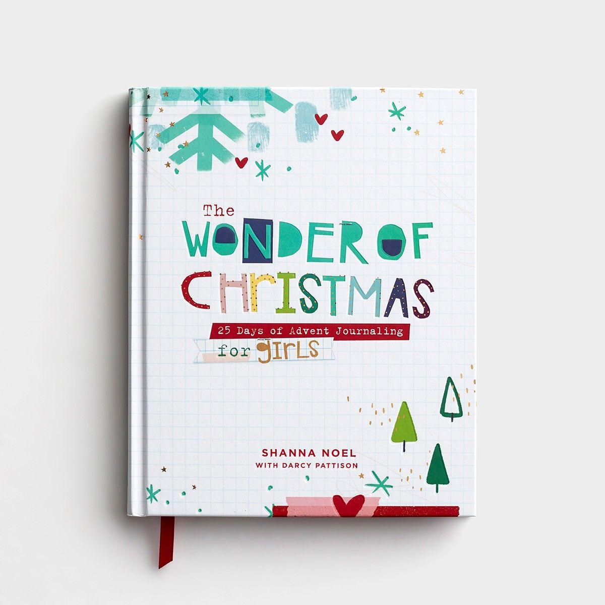 Shanna Noel The Wonder of Christmas Advent Journal for