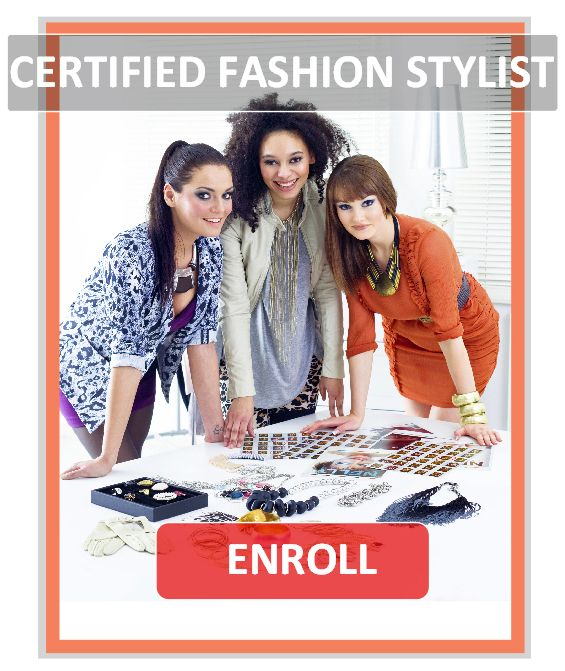 Join Fashion Stylist Institute today and begin your certification program immediately. Earn Continuing Education Units, professional Certification and get social with other students immediately. Visit us at fashionstylistinstitute.com