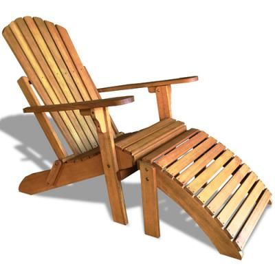 Stupendous Buy Luxo Cape Cod Eucalyptus Timber Adirondack Outdoor Chair Pdpeps Interior Chair Design Pdpepsorg
