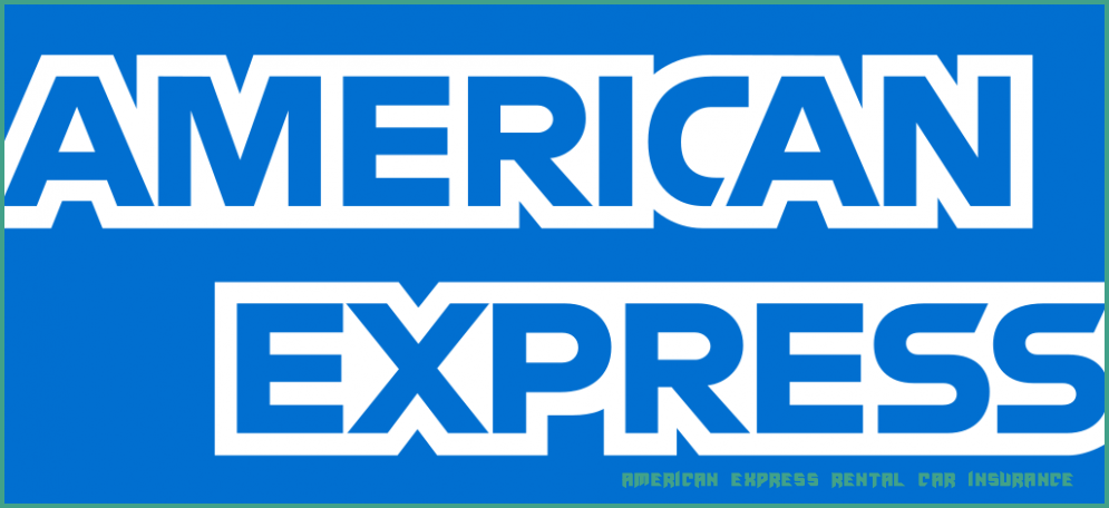 The Miracle Of American Express Rental Car Insurance