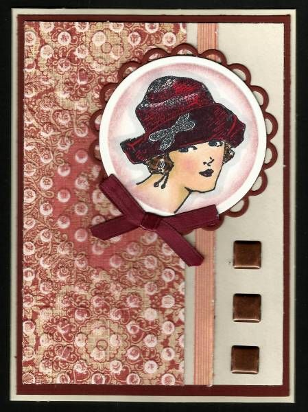 Such a Diva by BarbieP - Cards and Paper Crafts at Splitcoaststampers